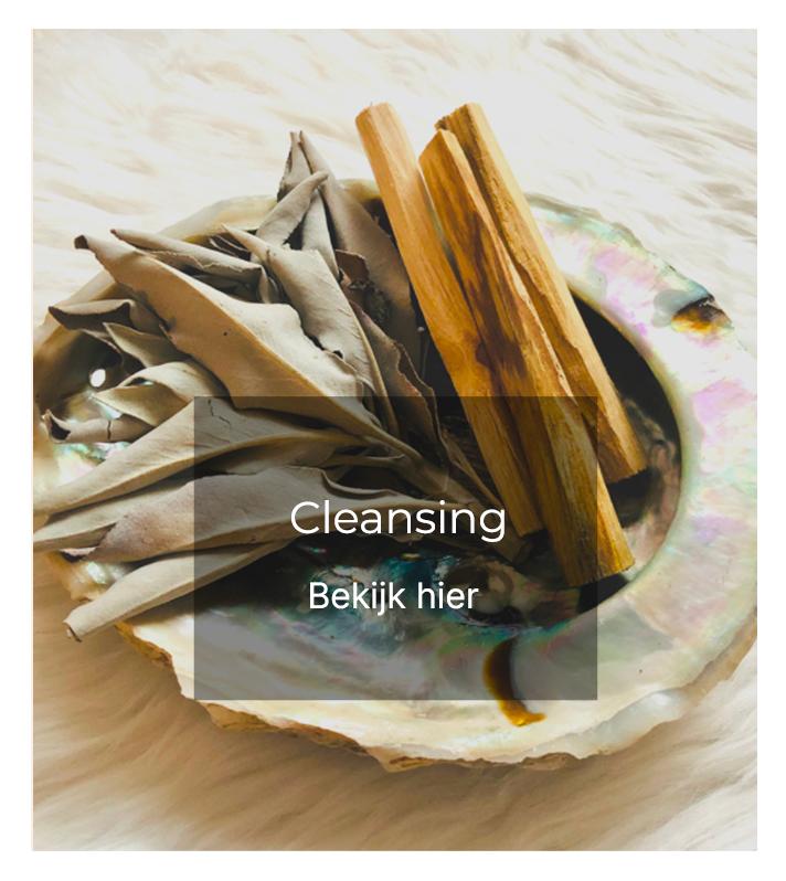 cleansing Palo Santo Witte Salie