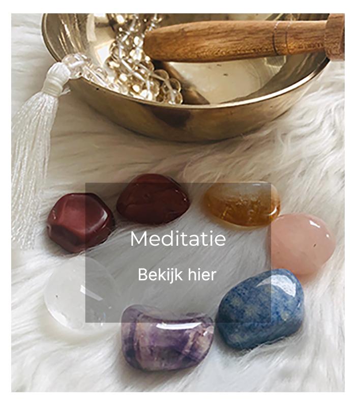 edelstenen en meditatie