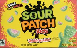 Sour patch kids watermeloen