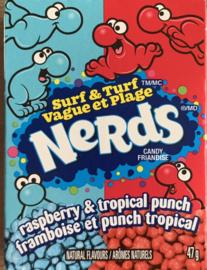 Nerds Candy frambozen en tropical