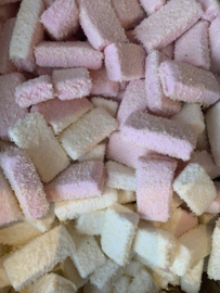 Marshmallow Wit-Roze Cocos