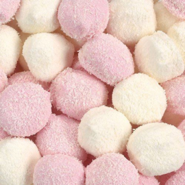 Marshmallows cocoballs