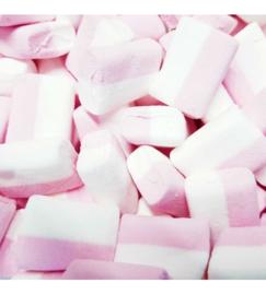 Marshmallow Wit-Roze