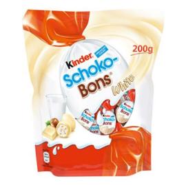FERRERO KINDER SCHOKO-BONS WHITE G200