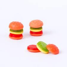 Gummy Burgers