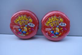 Bubblegum roll aardbei