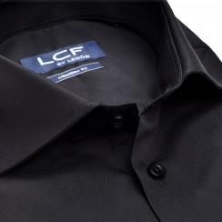LCF Ledub Overhemd 8328712 Modern Fit N extra lange mouw