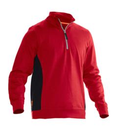 5401 Halfzip Sweatshirt Jobman 65540120