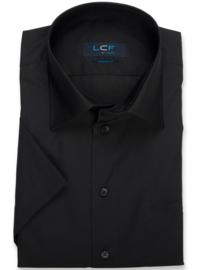 LCF Ledub Overhemd 8028012 Modern Fit korte mouw