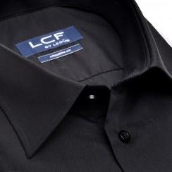 LCF Ledub Overhemd 8328012 Modern Fit N korte mouw