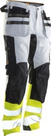 2134 Hi-Vis Stretch Trousers Core HP Workwear Werkbroek Jobman 65213419