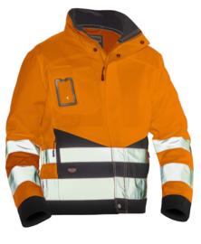 1231 Hi-Vis Jacket Jobman 65123162