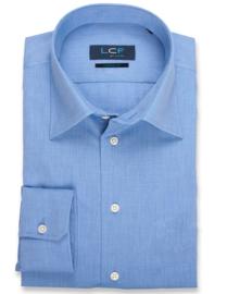 LCF Ledub Overhemd 8028519 Modern Fit lange mouw
