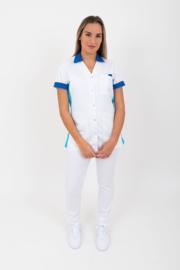 Luna basic wit / blauw SHAE Care Basic line