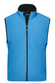 Softshell Vest Heren James Nicholson JN136