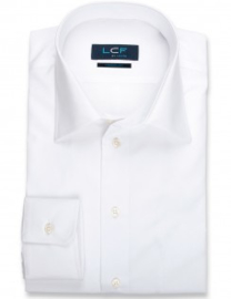 LCF Ledub Overhemd 8028712 Modern Fit extra lange mouw