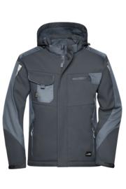 Werkkleding Winter Softshell Jacket James Nicholson JN824