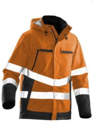 1383 Hi-Vis Lined Jacket Jobman 65138362
