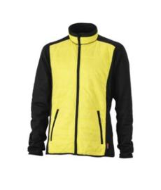 Men's Hybrid Jacket James Nicholson JN593