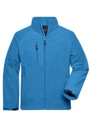 Heren bonding fleece jas James Nicholson JN1006