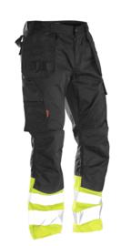 2513 Hi-Vis Trousers HP Workwear Werkbroek Jobman 65251320