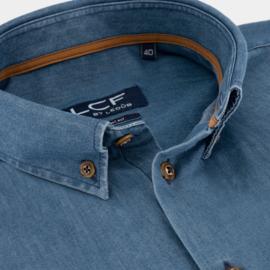 LCF Ledub Modern Fit Overhemd Lange Mouw 8328562