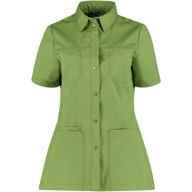 Claire groen SHAE Care Casual line