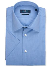 LCF Ledub Overhemd 8028019 Modern Fit korte mouw