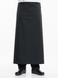 APRON BLACK W120 - L100 chauddevant 47386