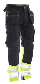 2297 Hi-Vis Trousers Cotton HP Workwear Werkbroek Jobman 65229713