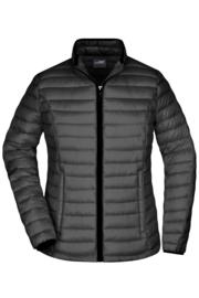Gewatteerde winterjas voor dames James Nicholson JN1081