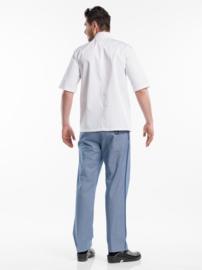 Hilton Poco White Short Sleeve Chaud Devant