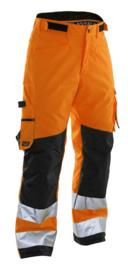 2236 Hi-Vis Winter Trousers Star Workwear Werkbroek Jobman 65223607