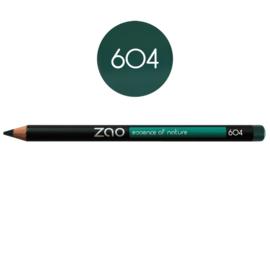 Potlood 604 - Dark Green