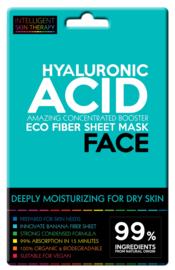 Hyaluronzuur vegan kompres masker