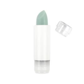Refill lip scrub stick