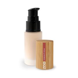 Vloeibare foundation 711 - Light Sand