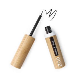 Penseel eyeliner 070 - Intense Black