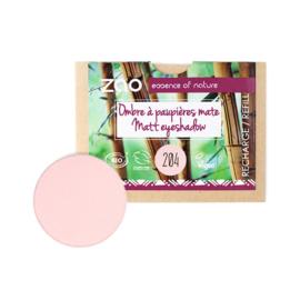 Refill matte oogschaduw 204 - Golden Old Pink