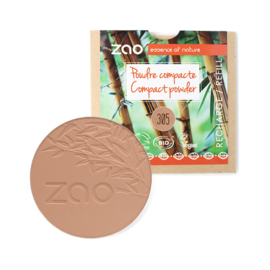 Refill compact poeder 305 - Milk Chocolate