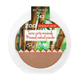 Refill Mineral cooked powder 342 - Bronze Copper