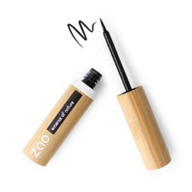 Eyeliner met vilten tip 066 - Intense Black
