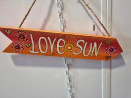 Ibizabordje  Love Sun