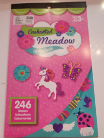 Stickers Enchanted Meadow