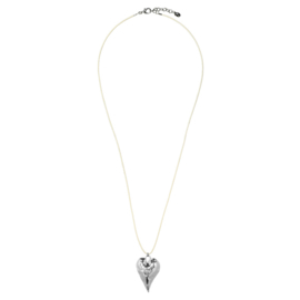 Ketting lang heart Sparkle 0214842 005