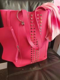 Cadeauset pink bag