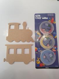 Set Silky Clay Trein