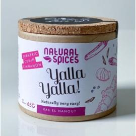 Yalla Yalla - Ras el Hanout kruidenmix