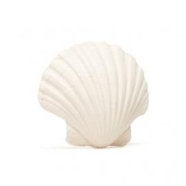 Bijtspeeltje platte schelp