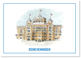 Het Kurhaus Hotel - Ansichtkaart